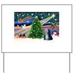 XmasMagic/TibetanTer 5 Yard Sign