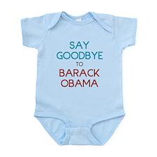 Say Goodbye to Obama Infant Bodysuit