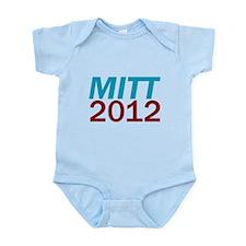 Mitt 2012 Infant Bodysuit