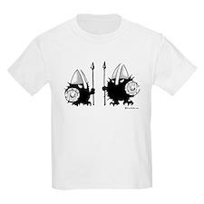 Viking Hedgehogs! T-Shirt