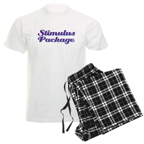 stimulus package Men's Light Pajamas