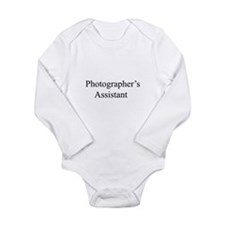 Nikon Long Sleeve Infant Bodysuit