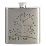 Plant A Tree Flask