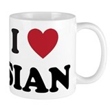 I Love Sian Coffee Mug