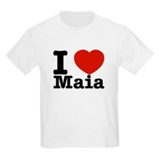 I Love Maia T-Shirt