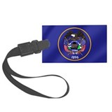 Utah State Flag Luggage Tag