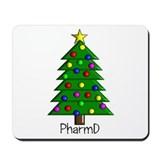 tree pharmD.PNG Mousepad