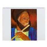 African image Wall Calendar
