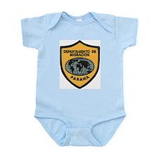 Panama Immigration Infant Creeper