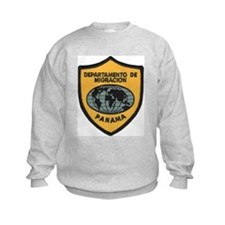 Panama Immigration Sweatshirt