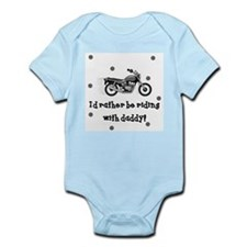 Unique Daddy's angel Infant Bodysuit