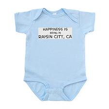 Raisin City - Happiness Infant Creeper