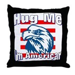 Hug Me Throw Pillow