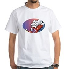 Mr Hofman and Pizza of Life - T-Shirt