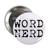 "Word Nerd 2.25"" Button (100 pack)"