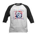 Hug Me Kids Baseball Jersey