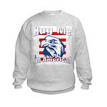 Hug Me Kids Sweatshirt