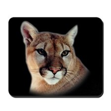 Cindy Cougar Mousepad