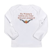 Cute Punk baby Long Sleeve Infant T-Shirt