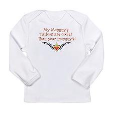 mommyscooler2 Long Sleeve T-Shirt