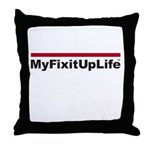 MFIUL01.png Throw Pillow