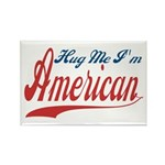 Hug Me Rectangle Magnet (10 pack)