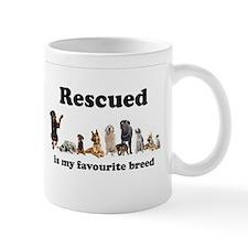 Favourite Breed Mug