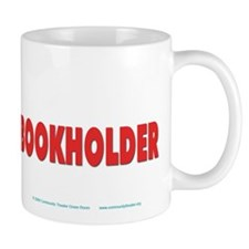 Bookholder Tag Mug