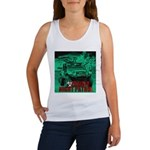 Zombie night patrol Women's Tank Top