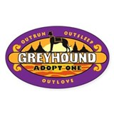 Adopt One (P) Decal