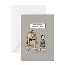 Father's Advice Greeting Card