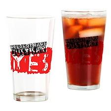 Prevent Rape Drinking Glass