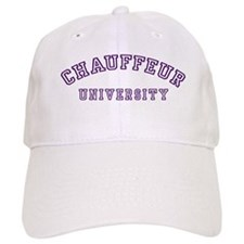 Chauffeur University Baseball Cap