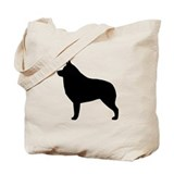 Schipperke Tote Bag