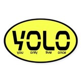 YouOnlyLiveOnce Custom Decal