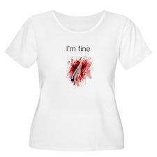 Im fine Cleaver T-Shirt