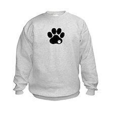 Double Paw Sweatshirt