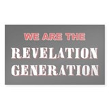 Revelation Generation Rectangle Decal