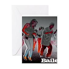Baile Greeting Card