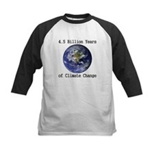 4.5 Billion Years of Climate Change Tee