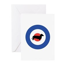The Mod Greeting Cards (Pk of 10)