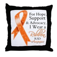 Hope Support RSD Throw Pillow
