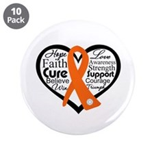 "Words of Hope RSD 3.5"" Button (10 pack)"