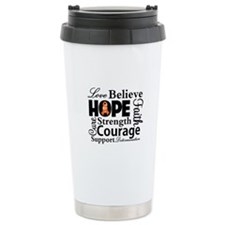Inspire Hope RSD Awareness Ceramic Travel Mug