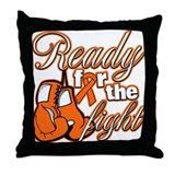 Ready For The Fight RSD Throw Pillow