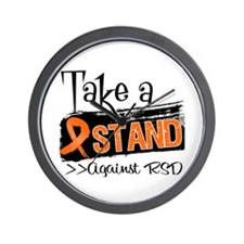 Take a Stand Against RSD Wall Clock
