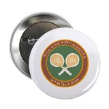 "Tennis 2.25"" Button"