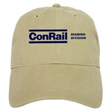 Conrail Reading Division Hat