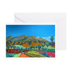 California Landscape Birthday Cards (Pk of 10)