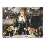 A Bar at the Folies-Bergere 5x7 Flat Cards